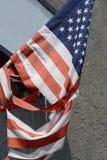 Indicador americano rasgado foto de archivo