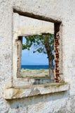 Indicador ao mar Fotografia de Stock Royalty Free