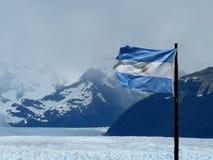 Indicador argentino (la Argentina) Foto de archivo