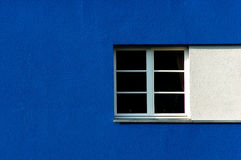 Indicador azul Imagem de Stock Royalty Free