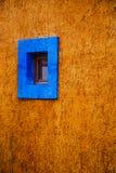 Indicador azul Fotos de Stock Royalty Free