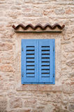 Indicador azul Imagem de Stock