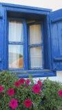 Indicador azul velho Imagem de Stock
