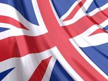 Indicador brillante de Reino Unido ilustración del vector
