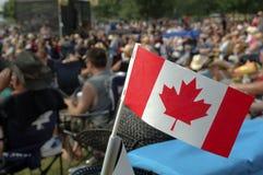 Indicador canadiense Imágenes de archivo libres de regalías