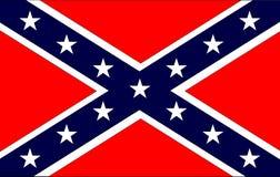 Indicador confederado stock de ilustración