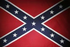 Indicador confederado imagenes de archivo