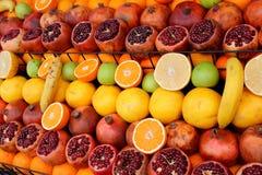 Indicador da fruta Fotografia de Stock