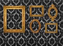 Indicador da galeria Imagens de Stock Royalty Free