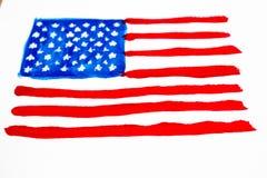 Indicador de América Imágenes de archivo libres de regalías