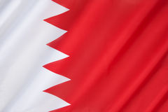Indicador de Bahrein Imagen de archivo libre de regalías