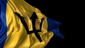 Indicador de Barbados stock de ilustración