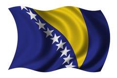 Indicador de Bosnia y Hercegovina Imagenes de archivo