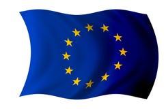 Indicador de Europa encendido Imagen de archivo libre de regalías