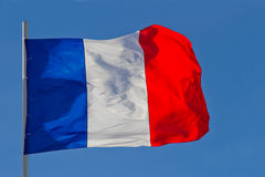 Indicador de Francia Imágenes de archivo libres de regalías