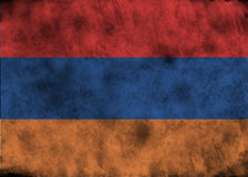 Indicador de Grunge Armenia ilustración del vector