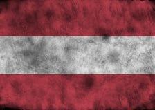 Indicador de Grunge Austria stock de ilustración