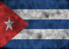 Indicador de Grunge Cuba libre illustration