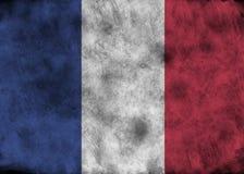 Indicador de Grunge Francia ilustración del vector
