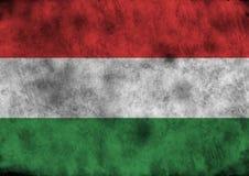 Indicador de Grunge Hungría libre illustration