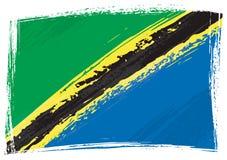 Indicador de Grunge Tanzania