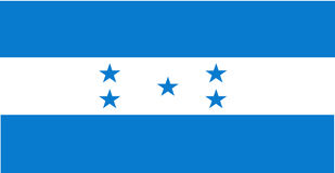 Indicador de Honduras Imagenes de archivo