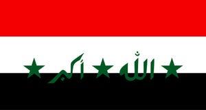 Indicador de Iraq Foto de archivo libre de regalías