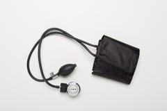Indicador de la presión arterial Fotografía de archivo