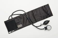 Indicador de la presión arterial Fotos de archivo