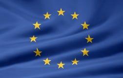 Indicador de la unión europea Imágenes de archivo libres de regalías