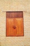 Indicador de madeira Foto de Stock
