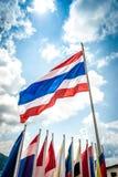 Indicador de Tailandia Fotos de archivo