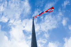 Indicador de Tailandia Imagen de archivo libre de regalías