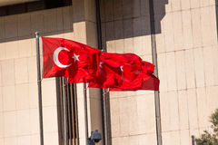 Indicador de Turquía Foto de archivo