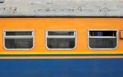 Indicador de um trem Foto de Stock Royalty Free
