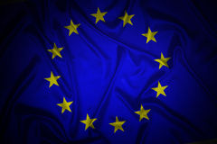 Indicador de unión europea stock de ilustración