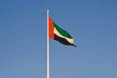 Indicador de United Arab Emirates Fotografía de archivo libre de regalías