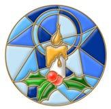 Indicador de vidro Ilustração Royalty Free
