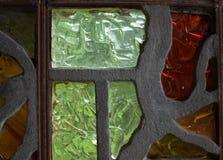 Indicador de vidro colorido 4 Fotografia de Stock