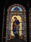 Indicador de vidro manchado 6 Fotografia de Stock Royalty Free