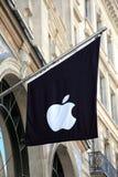 Indicador del Apple Computer Imagen de archivo