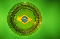 Indicador del Brasil Imagenes de archivo