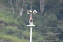 Indicador del driection del viento Fotografía de archivo libre de regalías