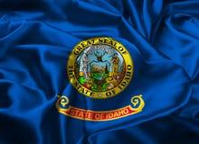Indicador del estado de Idaho imágenes de archivo libres de regalías