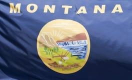 Indicador del estado de Montana Fotos de archivo libres de regalías