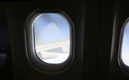 Indicador do avião Fotos de Stock Royalty Free
