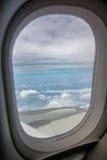 Indicador do avião Foto de Stock Royalty Free