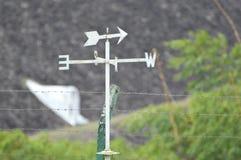 Indicador do driection do vento Imagens de Stock Royalty Free