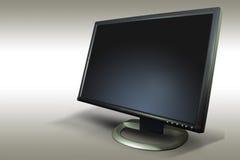 Indicador do monitor de Maketing Fotografia de Stock