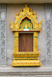Indicador do templo tailandês Imagens de Stock Royalty Free